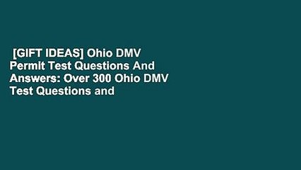 gift ideas ohio dmv permit test questions and answers over 300 ohio dmv test questions and