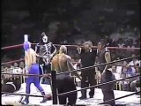 Konnan/La Parka/B. Demon Jr/Nicho vs Pentagon/B. Panther/Dr. Wagner Jr/U. Guerrero (Tijuana July 6th, 2001)