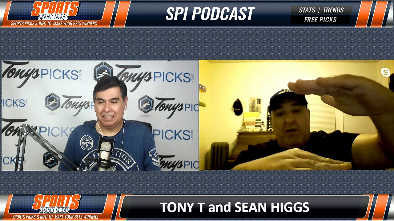 College Football Picks Texas West Virginia Sports Pick Info with Tony T and Sean Higgs 10/5/2019