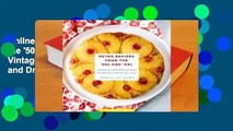 P D F] Retro Recipes from the 50s and 60s (Recipelion