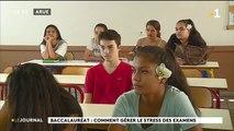 Baccalauréat : comment gérer le stress des examens ?