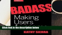 Badass: Making Users Awesome Complete