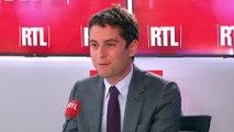 Gabriel Attal, invité de RTL du 17 juin 2019
