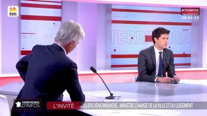 Julien Denormandie - Public Sénat lundi 17 juin 2019