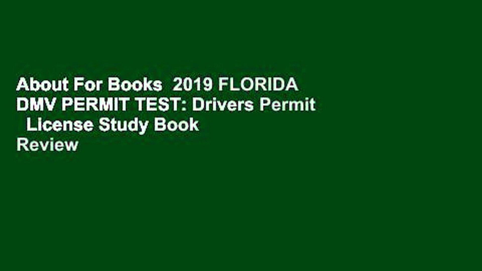 drivers license test florida dmv