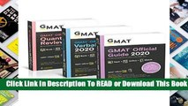 About For Books  GMAT Official Guide 2020 Bundle: 3 Books + Online Question Bank  Review