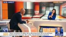 """François Lenglet: """"Ne laissons pas le monopole du discours sur l'immigration aux extrémistes"""""""