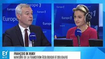 """François De Rugy souhaite que """"la majorité continue à s'élargir"""""""