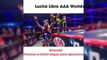PSYCHO, Pagano y Parka Vs ESCORPIÓN, Taurus y Electro Shock - AAA Vs Elite en Cuautitlán