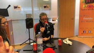Renaud Hantson a propos du Plagiat de son titre de Rock Star avec Bilal Hassani