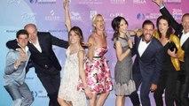 PHOTOS. Les stars de Plus Belle la vie fêtent le 15e anniversaire de la série au Festival de Monte-Carlo