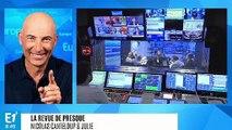 """Patrick Balkany, maire de Levallois-Perret dans la Drôme : """"On a besoin d'une aide de l'État en cash après les violents orages !""""(Canteloup)"""