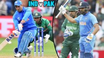 ICC Cricket World Cup 2019 : Rohit Sharma Breaks MS Dhoni's Record For Sixes || Oneindia Telugu