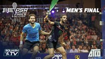 Squash: Abouelghar v Gawad - CIB PSA World Tour Finals 2018/19 - Final Roundup