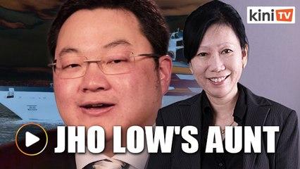 TRX City Sdn Bhd company secretary is Jho Low's aunt - video dailymotion