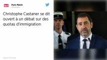 Immigration. Christophe Castaner ouvert à un débat sur des quotas