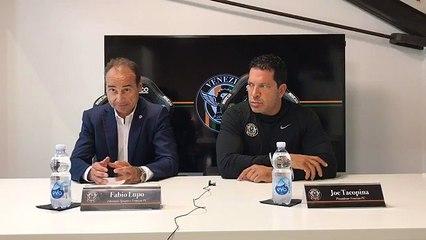 Conferenza Stampa - Direttore Sportivo Fabio Lupo