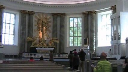 Beautiful Gothenburg Cathedral, Sweden Holidays