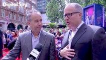 Jonas Rivera & Mark Nielsen on Making Toy Story 4 - Red Carpet Interview