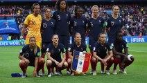 Equipe de France Féminine  avec Delphine Cascarino I FFF 2019