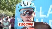 Bardet «Des sensations pas très bonnes» - Cyclisme - Mont Ventoux Dénivelé Challenges