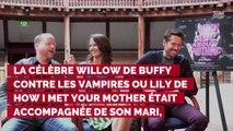 PHOTOS. Alyson Hannigan, Tiffani Thiessen, Mario Lopez : les stars des séries des années 90 en famille pour la première de Toy Story 4