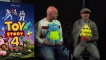 Toy Story 4 Film - Franck Gastambide et Jamel Debbouze parlent de Ducky et Bunny