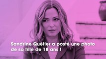 Sandrine Quétier : elle présente sa fille de 18 ans et c'est... son sosie !