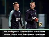 Cillessen must pick the right team when he leaves Barca - Gullit