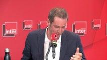 Un dimanche avec Christophe Castaner - Tanguy Pastureau maltraite l'info