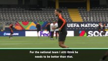 Ballon d'Or contender van Dijk was Liverpool's missing link - Gullit