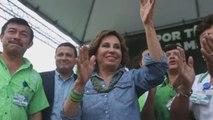 Sandra Torres asegura que Guatemala no está para más aventuras políticas
