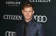 Chris Hemsworth liebt Kollegin Tessa Thompson