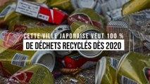 Cette ville japonais veut recycler tous ses déchets