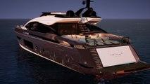 NEW Azimut Grande S10 presentation Design