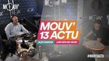 Mouv'13 Actu : Landy, Libra, Gradur
