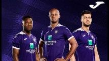Voici les nouveaux maillots Joma d'Anderlecht pour la saison 2019-2020