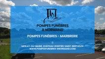 Pompes Funèbres B.Normand, pompes funèbres privées et marbrier fabricant en Mayenne