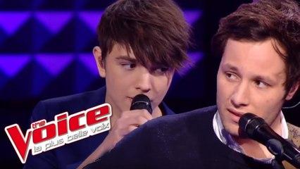 Vianney et Antoine – Pas-là | The Voice France 2016 | Finale