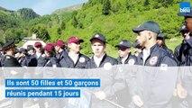 Paroles de volontaires du Service national universel dans les Hautes-Pyrénées