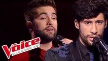 Kendji Girac et MB14 – Les yeux de la Mama   The Voice France 2016   Finale