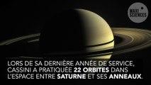 Les secrets des anneaux de Saturne révélés !