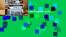 Full version  Java How to Program (Late Objects) Complete