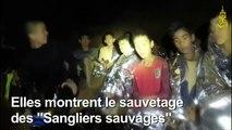 """Thaïlande: un an après, la nouvelle vie des """"Sangliers sauvages"""""""