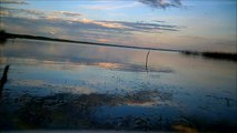 MCH 107 THE VIEW AT GULL LAKE ALBERTA CANADA WELL FISHING.