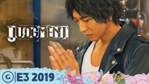 How Judgement Is Entirely Different From Yakuza | E3 2019