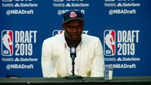 Reaction from 1st overall pick Zion Williamson