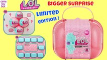 LOL Bigger Surprise Limited Edition PETS LIL Big Sisters Dolls Toys Unboxing