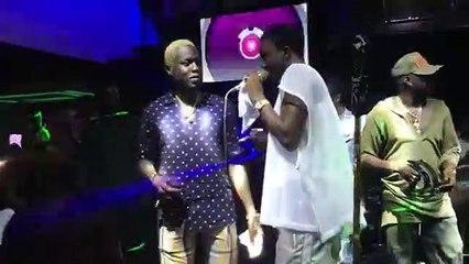 Le soutien de Wally à Ngakka Blindé