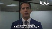 """""""Il y aura un changement au Venezuela"""" : Entretien avec le chef de l'opposition Juan Guaidó"""
